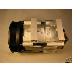AC Compressor Fits Ford Taurus Windstar Mercury Sable (1 year Warranty) R57133