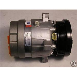 Reman AC Compressor 57990 fits Chevrolet Cavalier Pontiac Sunbird 3.1L (1yr W)