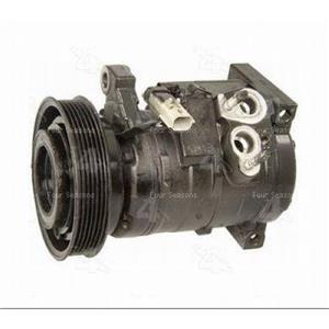 AC Compressor Fits 2005-07 Caravan Grand Caravan Town & Country (1YW) R97343