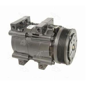 AC Compressor Fits 1999 2000 Ford Windstar (1 year Warranty) R57158