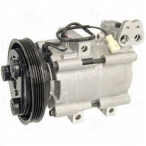 AC Compressor for 1994-1997 Kia Sephia 1.6L 1.8L (1 Year Warranty) R67143