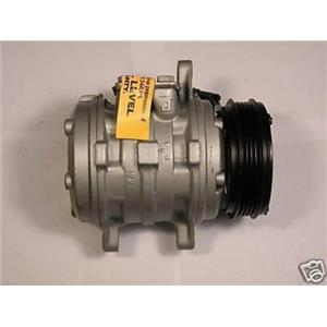 AC Compressor Fits Chevrolet Geo GMC Suzuki (1 Year Warranty) R77311