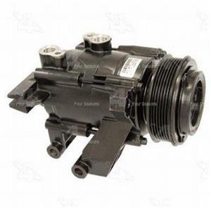 AC Compressor Fits 2008-2010 Saturn Vue (1 Year Warranty) R67186