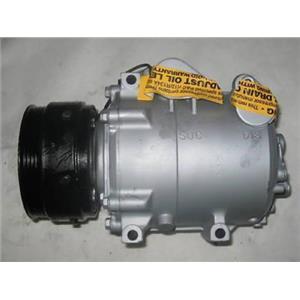 AC Compressor Fits 1991-1993 Mitsubishi Galant (One Year Warranty) R57484