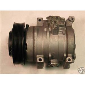 AC Compressor Fits 2005-2006 Toyota Tundra (1yr Warranty) R97383