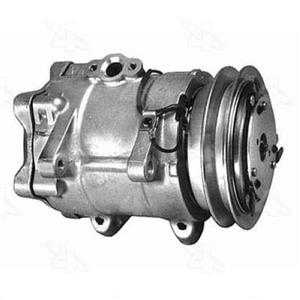 AC Compressor Fits 1985-1986 Nissan Stanza (1 year Warranty) R57430