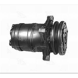 AC Compressor For Mustang Thunderbird Cougar Marquis & Ltd (1year Warr) R57648