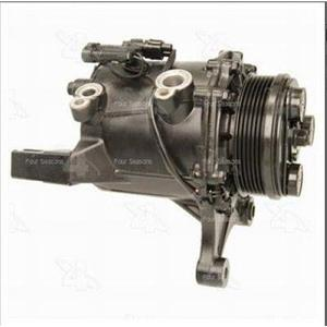 AC Compressor For Uplander Montana Terraza Relay 3.9L (1 Year Warranty) R77499