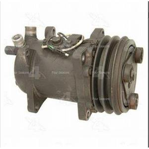 AC Compressor Fits 1994-1995 Volvo 940 (1 year Warranty) R67645