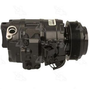 AC Compressor Fits 2005-2011 Cadillac STS (1Yr Warranty) R157309