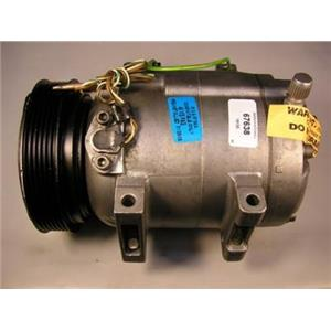 AC Compressor For Audi 80 90 100 A4 A6 A8 S4 S6 V8 Reman 67638 One year Warranty