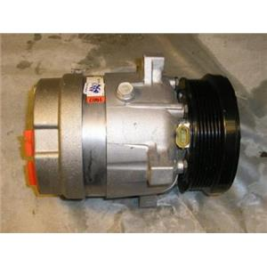 AC Compressor Fits Buick Chevrolet Oldsmobile  Pontiac (1 year Warranty) R57777