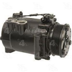 AC Compressor Fits 2002-2003 Saturn Vue (1 year Warranty) R97577