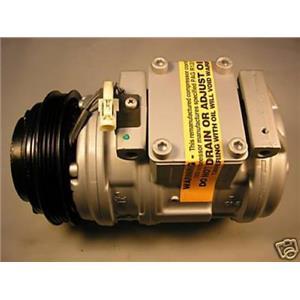 AC Compressor Fits 1989-1992 Toyota Cressida (1 Year Warranty) R67376