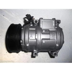 AC Compressor For Jaguar Vanden Plas XJR XJ8 XK8 XKR (1year Warranty) R97342