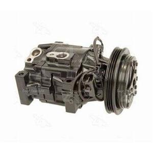 AC Compressor Fits 2001-2003 Toyota Prius (1 Year Warranty) Reman 97359