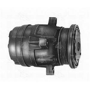 AC Compressor For 94-97 Chevrolet Pontiac Gmc Isuzu 3.1l 3.4l 2.2l (Used)