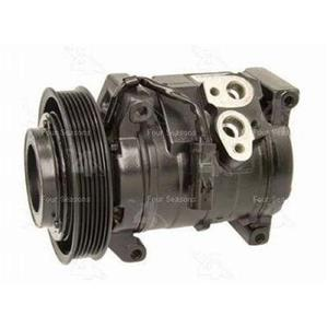 AC Compressor For 2004-2007 Dodge Caravan 2.4l (Used)