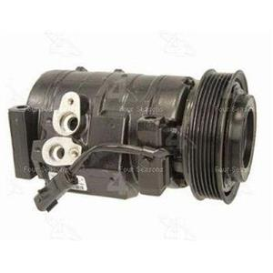 AC Compressor For 2005-2006 Jeep Liberty 2.8l (Used)