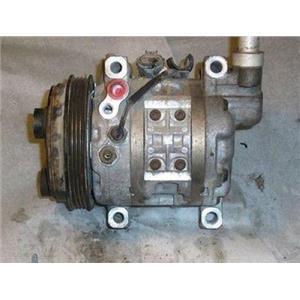 AC Compressor For 1996-1997 Subaru Legacy 2.2l 2.5l (Used)