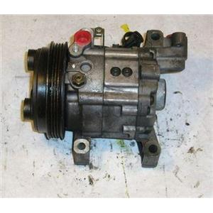 AC Compressor for 01-02 Subaru Forester 98-99 Legacy, 2.2L 2.5L (Used)