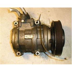 AC Compressor For 97-02 Acura Cl, Honda Accord 2.3l 2.5l 3.2l (Used)