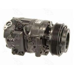 AC Compressor For 2005-2007 Cadillac Sts 4.4l 4.6l (Used)