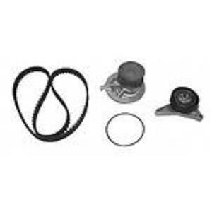GM Cars 2.0L CRP/Contitech TB163LK1 Engine Timing Belt Kit with Water Pump