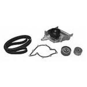 AUDI 2.8L CRP/Contitech TB218LK2 Engine Timing Belt Kit with Water Pump