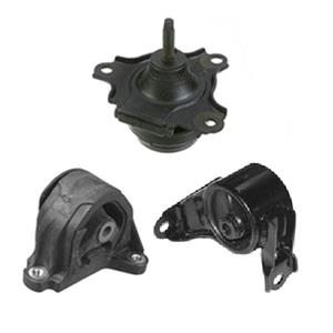 For RSX & RSX Type S 02-06 2.0L A/T Engine & Transmission Motor Mounts 3Pc Kit