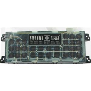 Range Control Board and Clock Part 316418702R work for Frigidaire Various Models