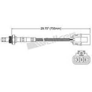 Walker Products 250-23104 Oxygen Sensor Maxima J30 I30