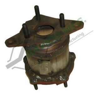 626 Protege Probe MX6 4.75 Inch Davico Mfg 14063 Pre Catalytic Converter
