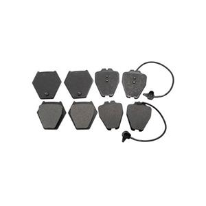 DASH4 CD912 8pc Pad Set 1403-86463 Disc Brake Pad