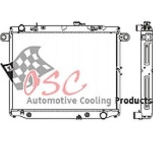 OSC 2282 Radiator NEW With Improved Transmission Cooler