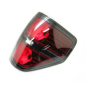 2009-2014 FORD F-150 SVT RIGHT HAND TAIL LIGHT (BLACK)