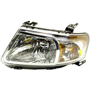 2008-2010 Mazda Tribute Driver Side Headlight