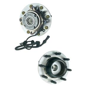 1999 F250 F350 F450 F550 Super Duty SRW ABS Front Hub Wheel Bearing Assembly