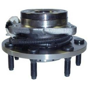4x4 4W ABS Brakes 7Stud 515030 Front Wheel Bearing and Hub Assembly