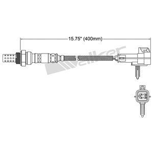 Walker Products 250-24269 Oxygen Sensor