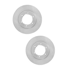 Front Left and Right Disc Brake Rotors for a FRONTIER 1998-2004