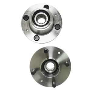 Aveo G3 Without ABS REAR Wheel Bearing Hub Assembly With ABS PT541010 NO ABS