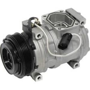 AC Compressor For BMW 750iL 850CSi (1 Year Warranty) R20-10774