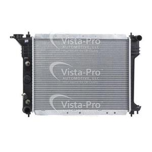 Vista Pro 433883 Radiator