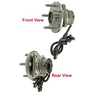CROWN VICTORIA GRAND MARQUIS TOWN CAR 03-05 (1) Front Wheel Hub Assembly 513196