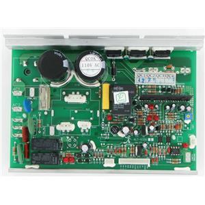 Sole Treadmill Control Board Part D010007R D010007 Model Sole F83 2010 S77 2010
