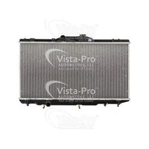 Vista 432359 Radiator 93-1997 Prizm Corolla 1.6L & 1.8L New Improved REF# 1409