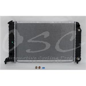 OSC 1531 Radiator 1995-1998 S10 Pick Up 2.2L New Improved