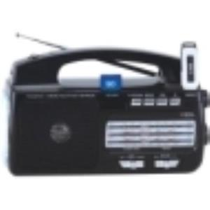 Supersonic 4 Band AM/FM/SW1-2 Portable Radio SC-1081