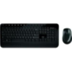 Microsoft Wireless Desktop 2000 Keyboard and Mouse Retail USB Wireless P7K-00001